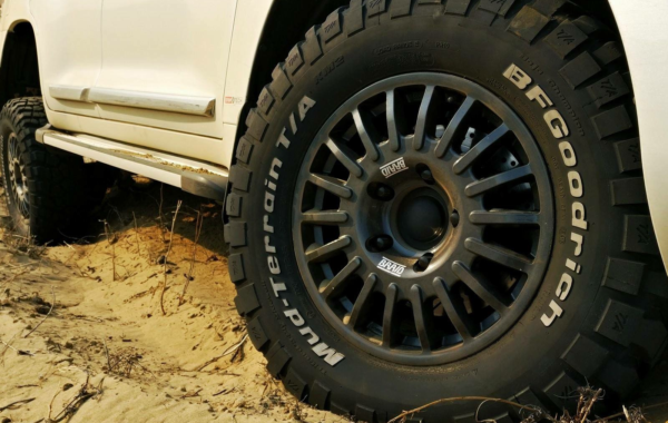 Winrace T 4×4